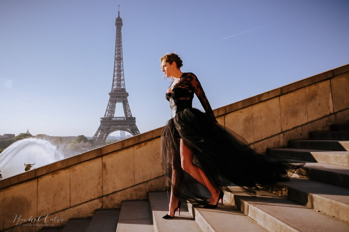 Paris Dream Photo Shoot Locations