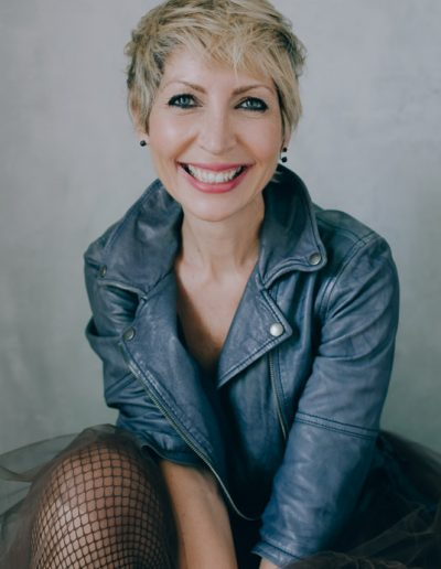 Virginie ~ Actress and life coach
