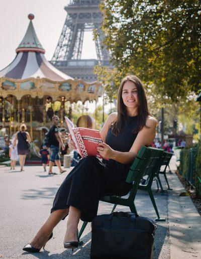 Yasmine Paris