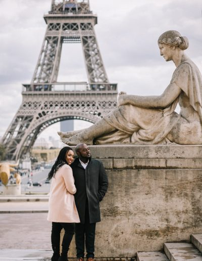 Eric and Sibo in Paris