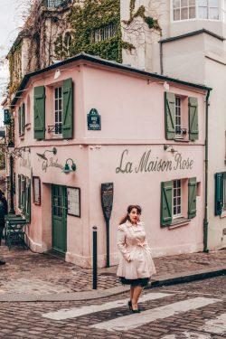 Monmartre photoshoot experience
