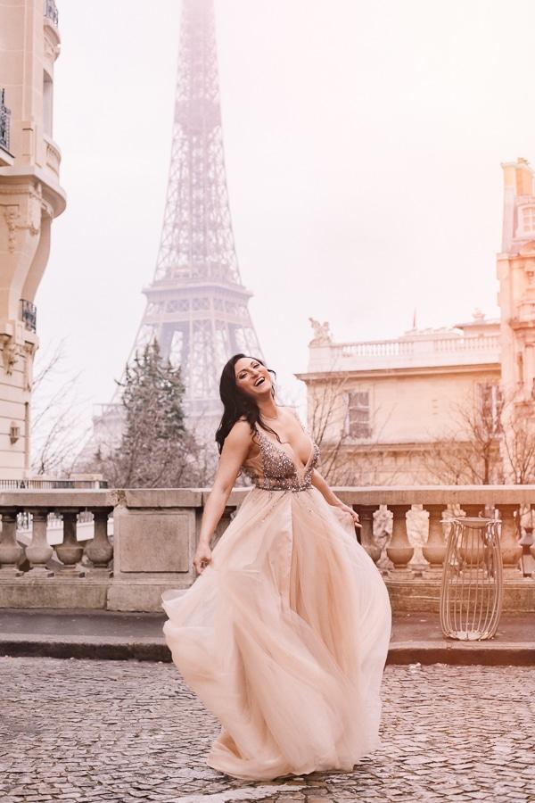 birthday photoshoot Paris
